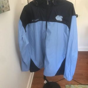 Columbia Rain Jacket UNC